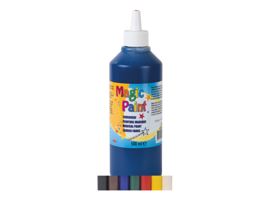 Barva Magic Paint-červená 500ml