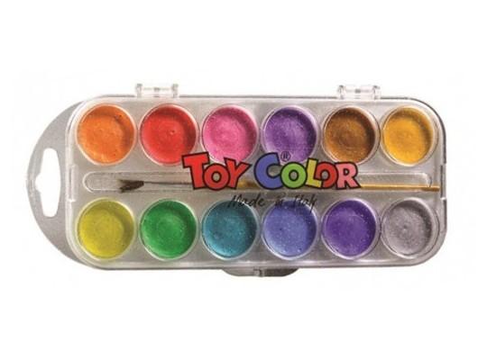 Vodovky Toy Color perleťové