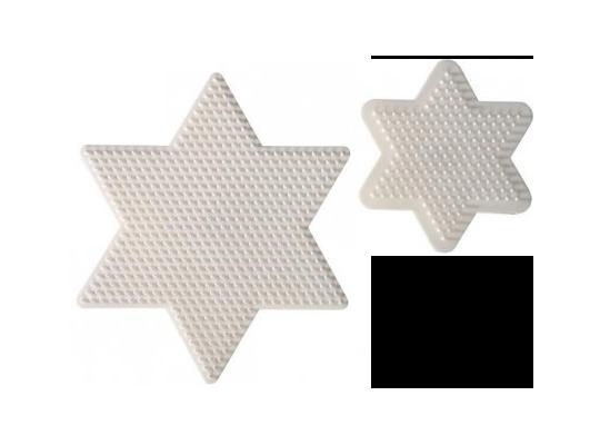 Zažehlovací midi destičky-hvězda