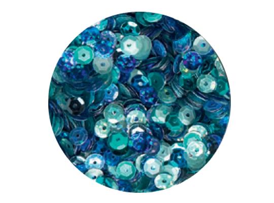 Flitry-modré