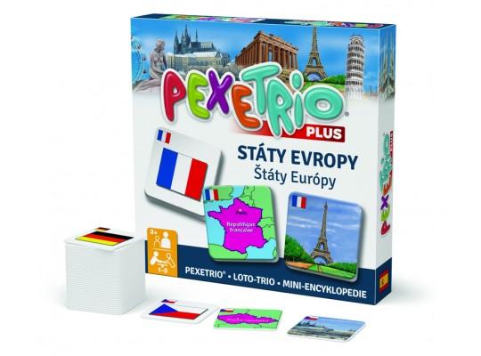Pexetrio plus-Státy Evropy