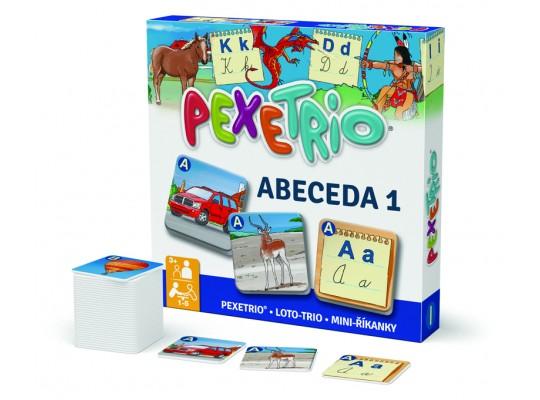 Pexetrio-Abeceda 1