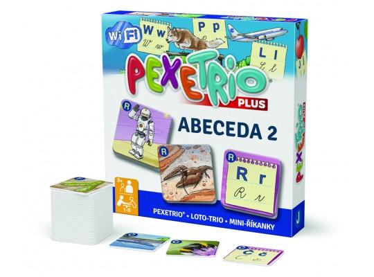 Pexetrio plus-Abeceda 2