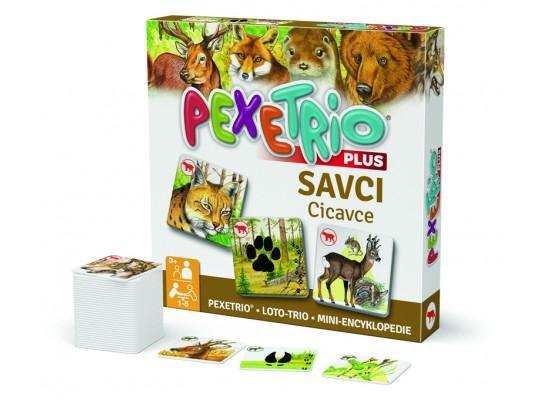 Pexetrio plus-Savci