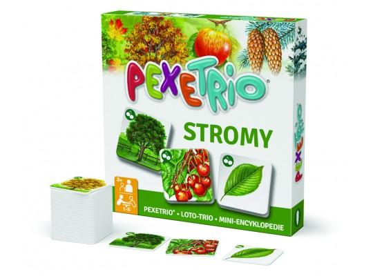 Pexetrio-Stromy