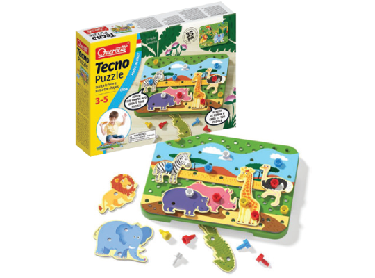 Puzzle Tecno-Quercetti