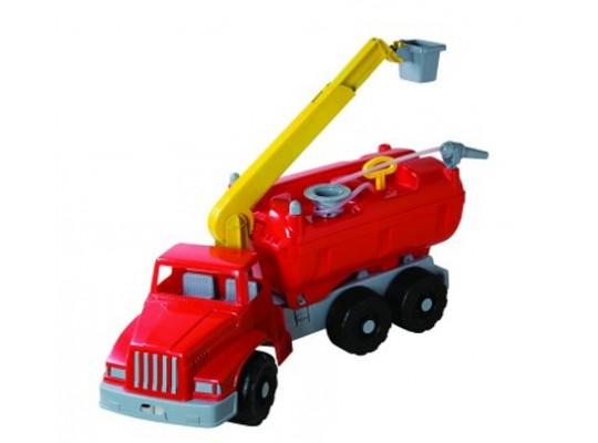 Auto nákladní-hasiči