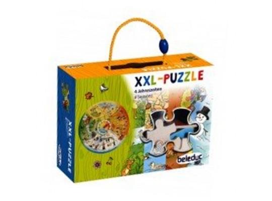 Puzzle XXL-4 roční období