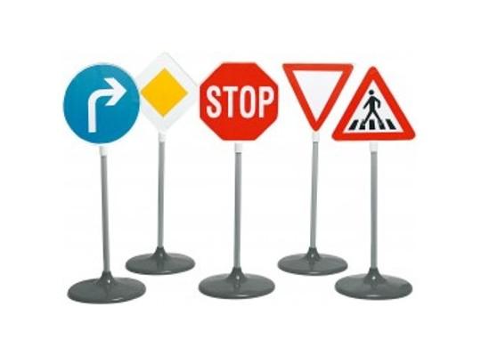 Značky dopravní-sada1-auta