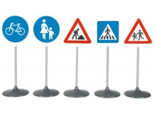 Značky dopravní-sada2-chodci