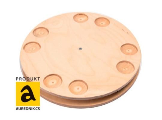 Kolotoč Aurednik-8 kelímků