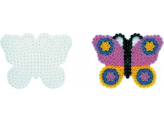 Destička zažehlovací midi-motýl