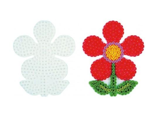 Destička zažehlovací midi-květina