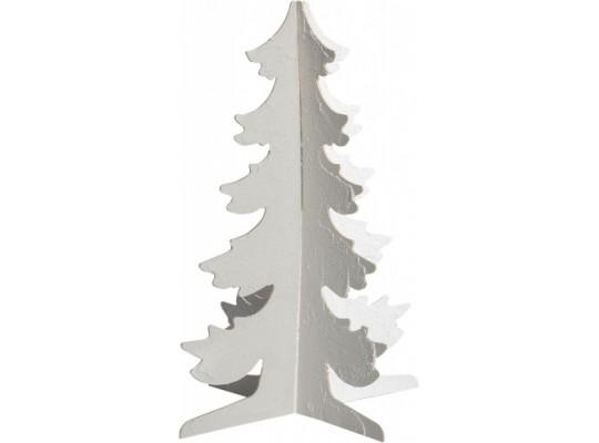Strom 3D z lepenky-smrk-40x30cm