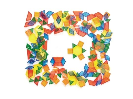 Tvary geometrické transparentní
