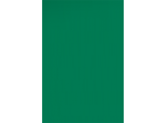 Karton tmavě zelený 50x70
