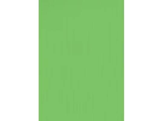 Karton 50x70cm-světle zelený