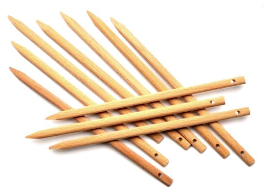Jehlice dřevěná