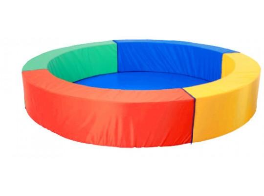 Bazén kruhový barevný-koženka