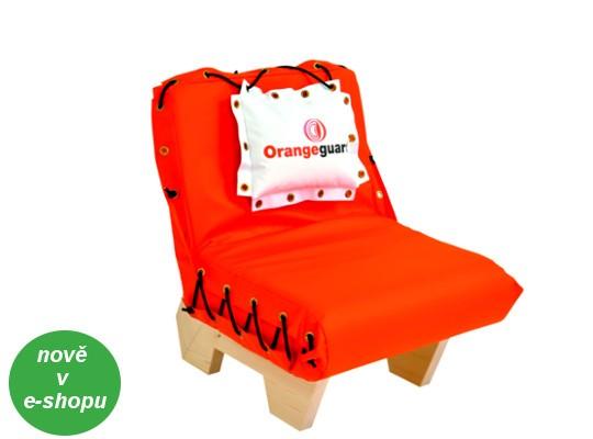 Orangeguard-křeslo