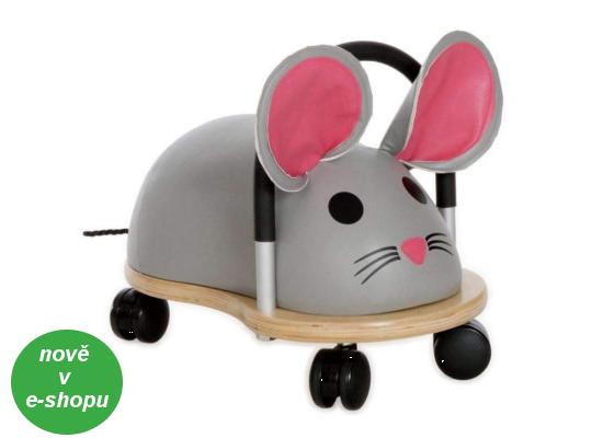 Odrážedlo Wheely Bug myš
