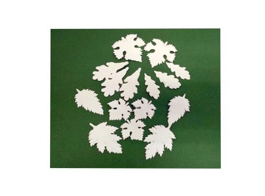 Listy zpapíru bílé-sada (40)