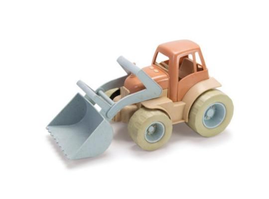 Traktor se lžicí-Dantoy BIOplastic