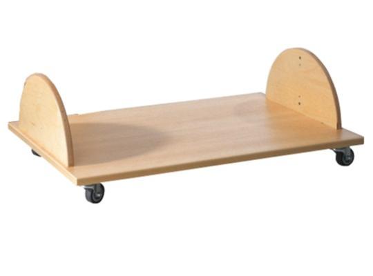 Paraván-vozík