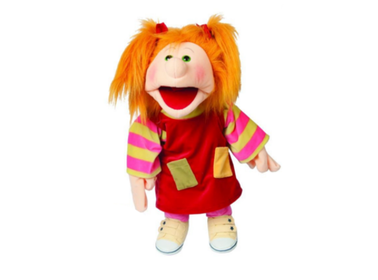Maňásek Living Puppets-Lilabell