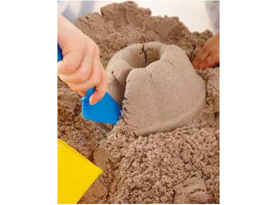 Písek kinetický přírodní