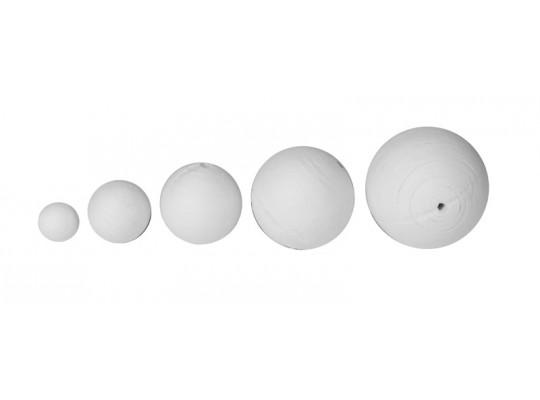 Vatová koule bílá-průměr 4cm