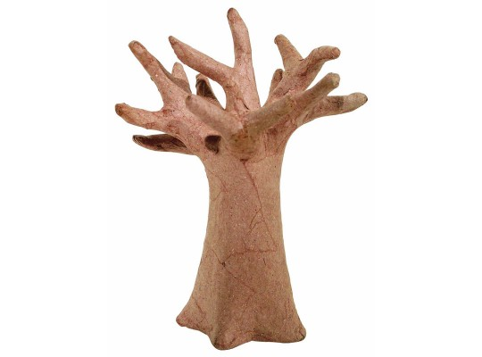Decoupage tvar k dekoraci-strom