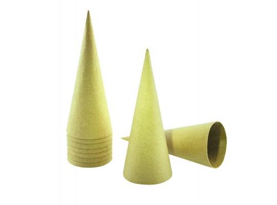 Decoupage-tvar k dekoraci-kornout
