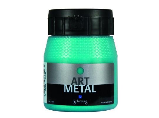 Barva Art Metal-tyrkysová