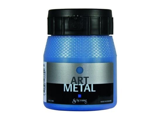 Barva Art Metal-modrá