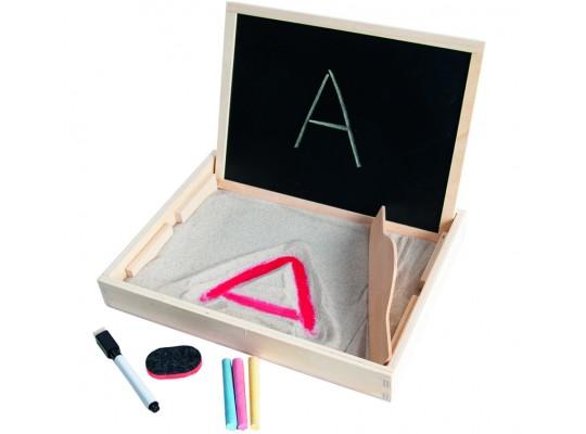 Box psací senzorický