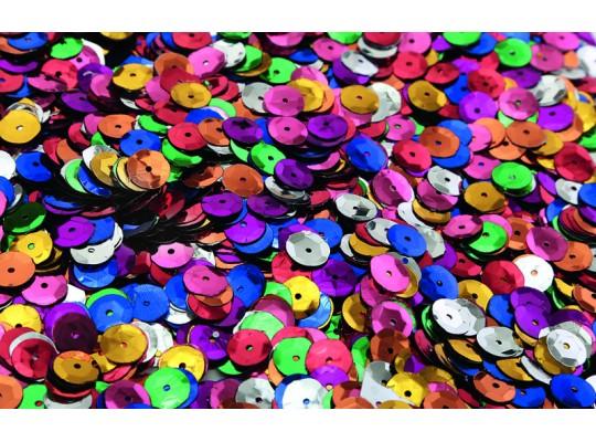Flitry velké-mix barev