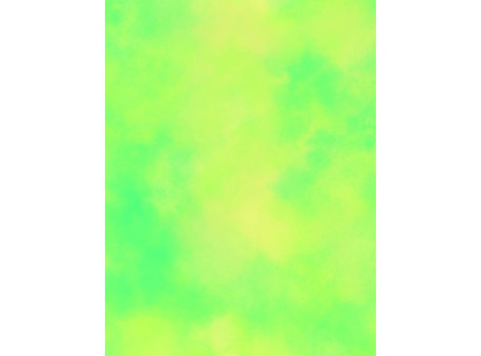 Papír transparentní A4-batika zelená-115g/m2
