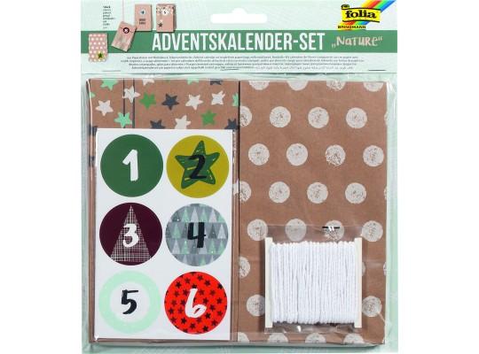 Kalendář adventní-sáčky