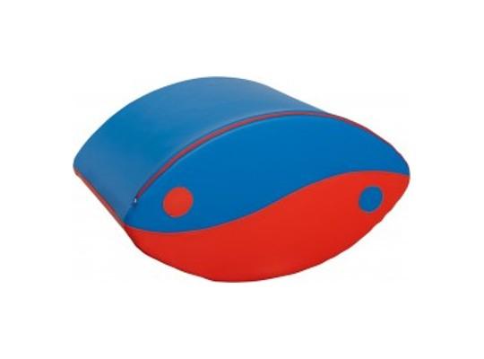 Blok houpací-velký-červený/modrý