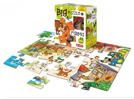 Big Puzzle Farma