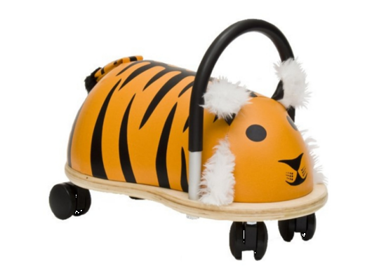 Odrážedlo Wheely Bugs-tygr