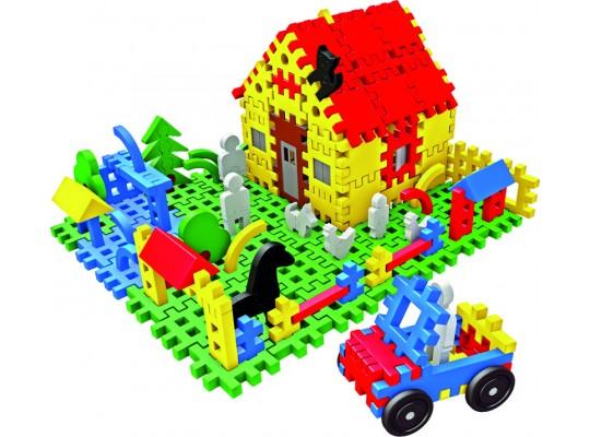 Stavebnice Blok-Family