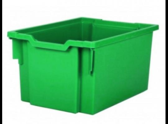 Box plastový 30 l-zelený