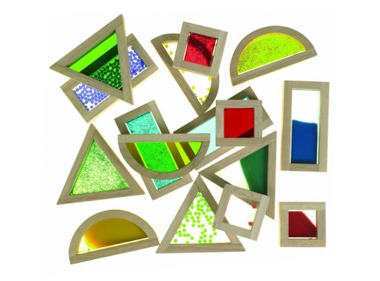 Bloky senzorické