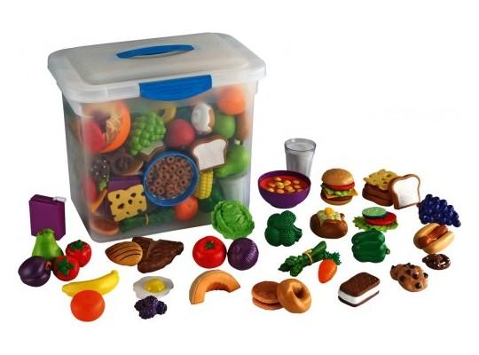 Potraviny plastové