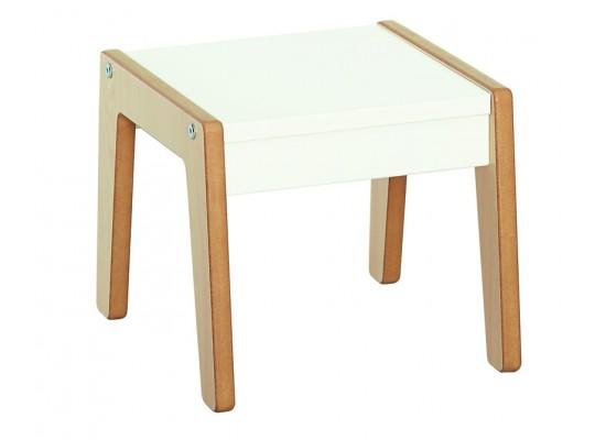 Stolička kombinovaná dětská-26cm-dekor buk