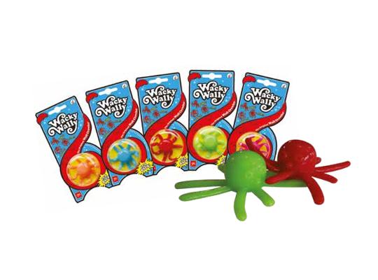 Chobotnice Wacky Wally