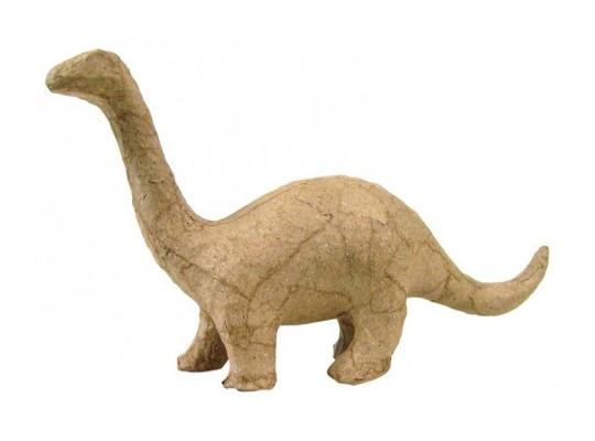 Decoupage tvar k dekoraci-dinosaurus-17x5x10cm