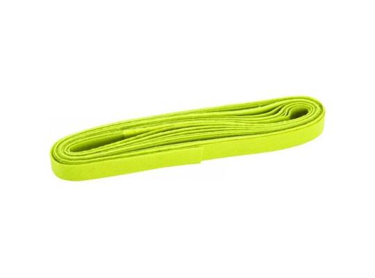 Filc proužek-světle zelený
